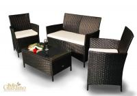Garden furniture set COMODO