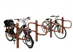 CONVIVIALE® MODULAR BICYCLE STANDS - CONCRETE FIX