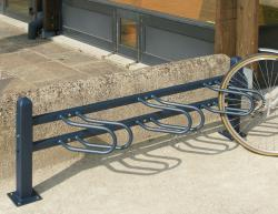 CONVIVIALE® MODULAR BICYCLE STANDS - INITIAL MODULE   3 HOOPS SUPPLIED